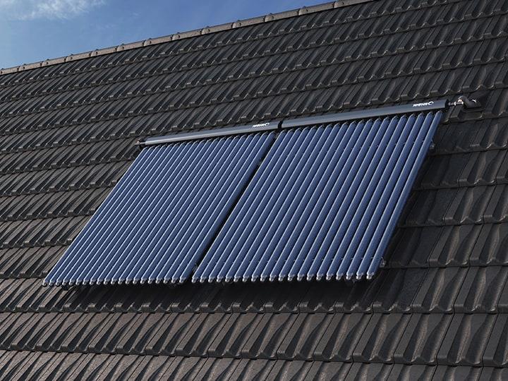 Solarpenele Haustechnik Demir