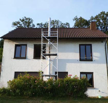Haustechnik Demir Kamin Installation